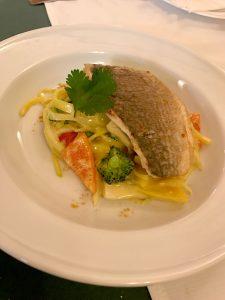 Fisch Estella Restaurant Speisekarte